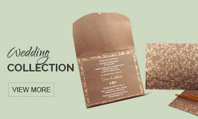 Online Wholesaler And Manufacturer Of Wedding Invitations
